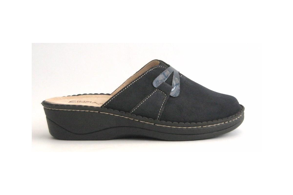 Compra CINZIA SOFT - IMPRINT - pantofola - donna - calzature salimbene 8811e46352d