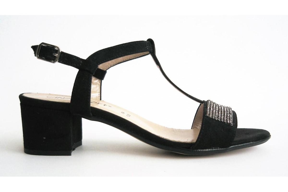 Compra CINZIA SOFT - sandali - tacco - eleganti - calzature salimbene 599ca1a7717