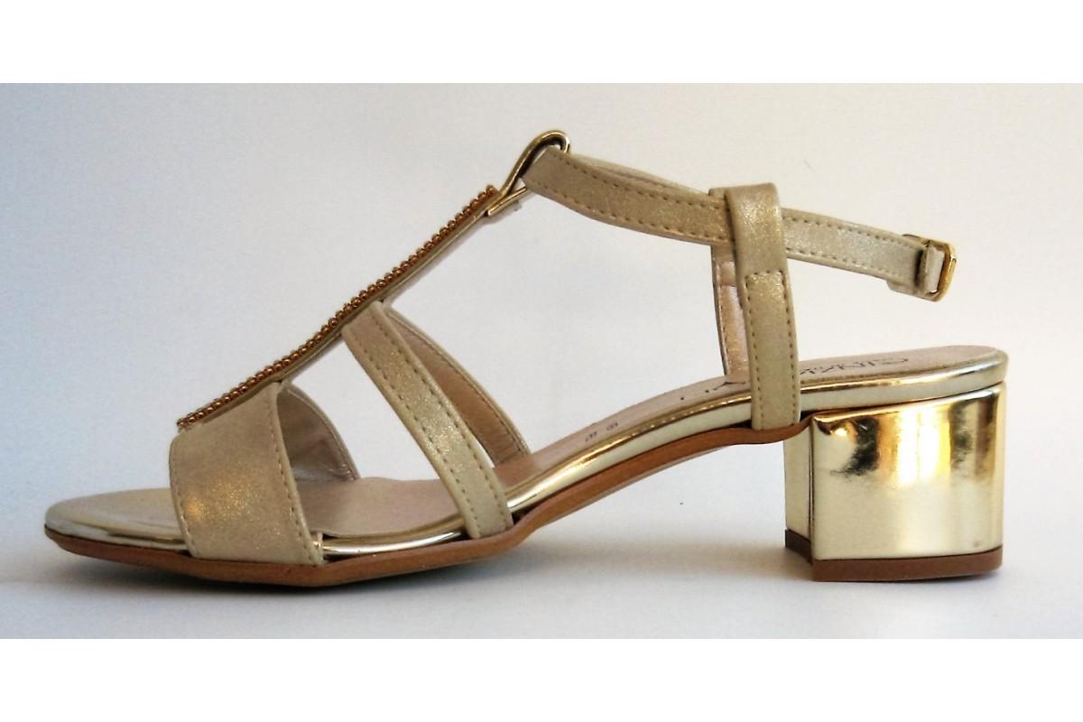Compra CINZIA SOFT - sandali - tacco - donna - calzature salimbene 4beab93d839