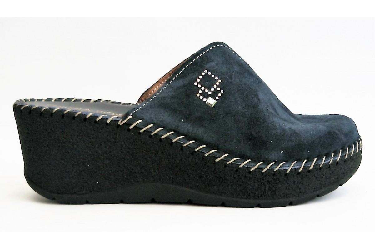 Compra CINZIA SOFT - pantofole donna - zeppa - calzature salimbene 8e8df0cc1b7