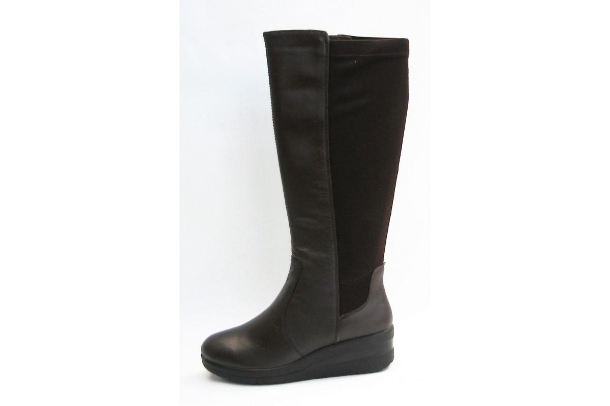 Compra CINZIA SOFT - stivali - donna - zeppa - calzature salimbene 9e4efe89b60