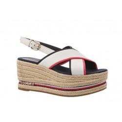 TOMMY HILFIGER Flatform sandal