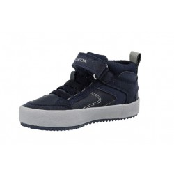 Compra GEOX J Alonisso sneakers alta bambino calzature salimbene